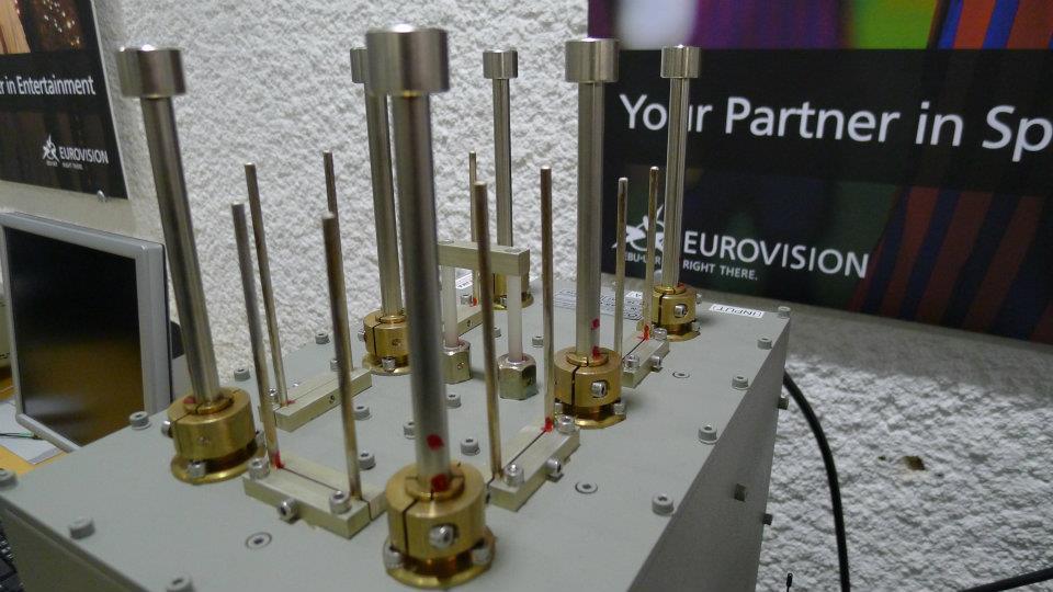 Live DAB+ test transmission in Geneva during the EBU Radio